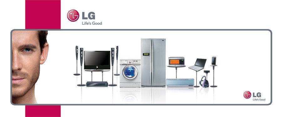 نمابندگی LG