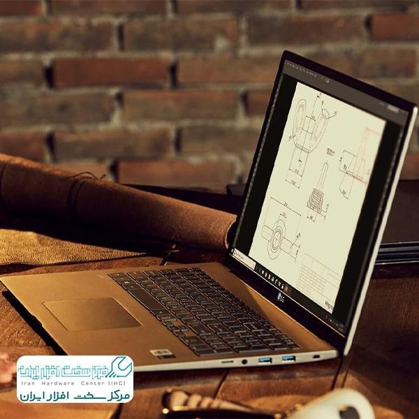 تعمیر لپ تاپ ال جی LG
