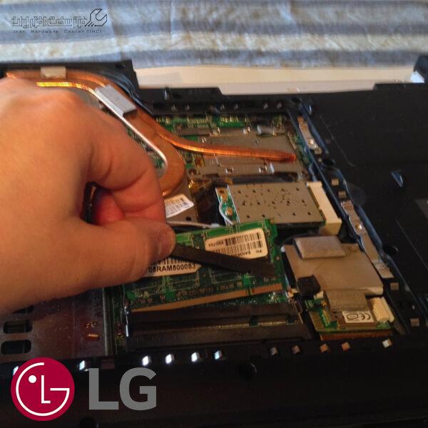 مرکز تعمیر تخصصی لپ تاپ ال جی
