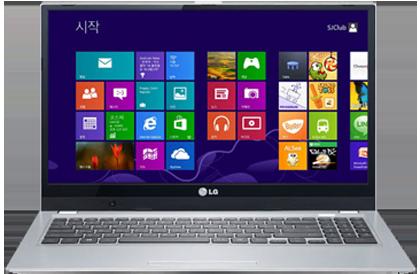 تعمیرات لپ تاپ ال جی