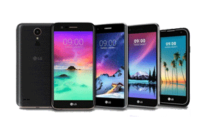 گوشی های جدید ال جی