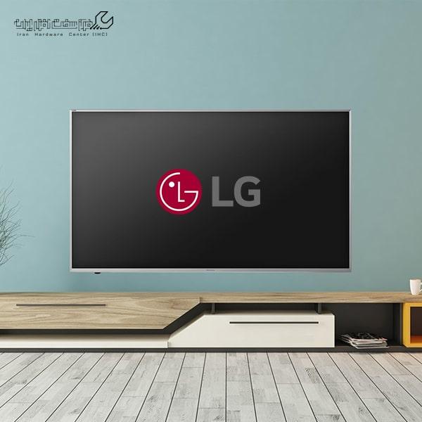 بررسی علت قطع شدن تصویر تلویزیون ال جی