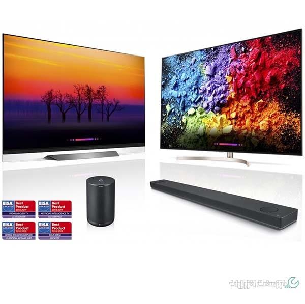 انتخاب تلویزیون lg