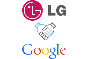 دستیار گوگل در لوازم خانگی ال جی