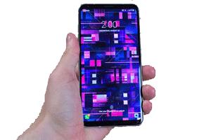 مشکلات رنگ صفحه نمایش ال جی وی 30
