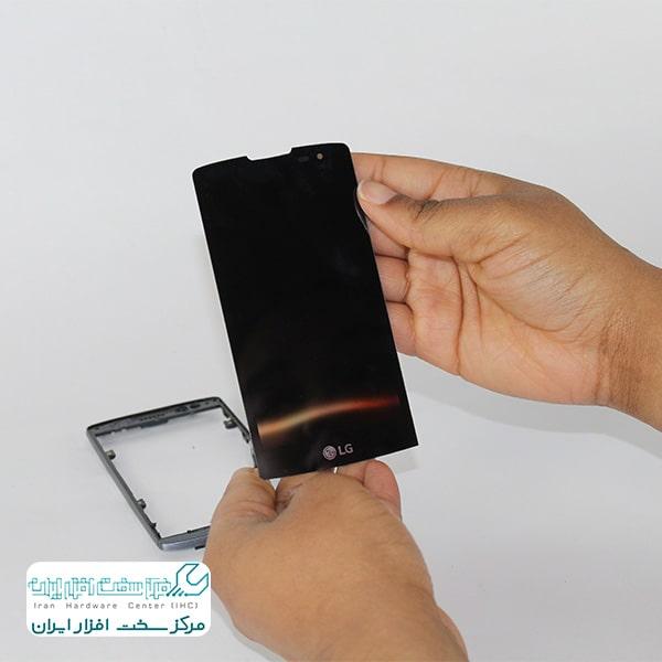 تعویض ال سی دی موبایل ال جی - LG