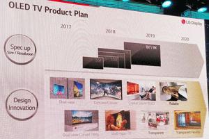 پرده برداری از تلویزیون k80 ال جی در سال ۲۰۱۹