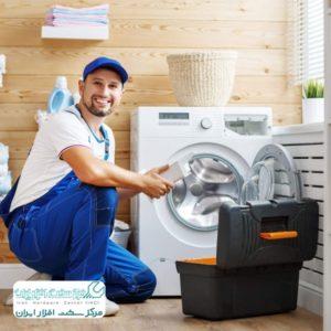 شیر برقی ماشین لباسشویی