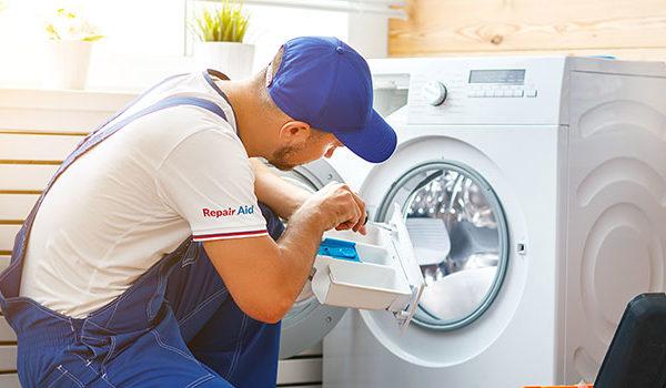 تعمیر ماشین لباسشویی ال جی در محل