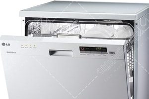 ماشین ظرفشویی ال جی مدل DE24