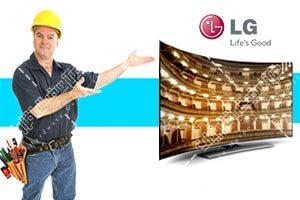 نمایندگی تعمیر تلویزیون ال جی