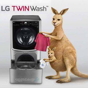 ماشین لباسشویی TWIN Wash