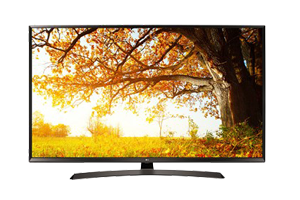 تلویزیون ال ای دی ال جی مدل ۴۳UJ66000GI