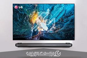 تلویزیون OLED65W7P ال جی
