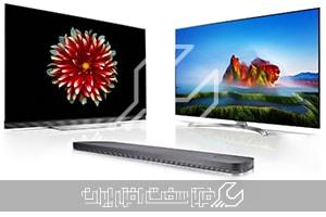 جدیدترین محصولات تلویزیون ال جی