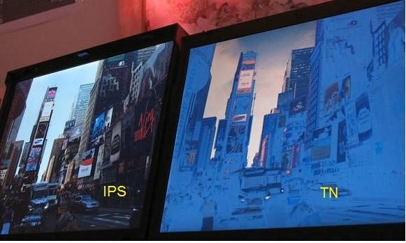 پنلهای IPS