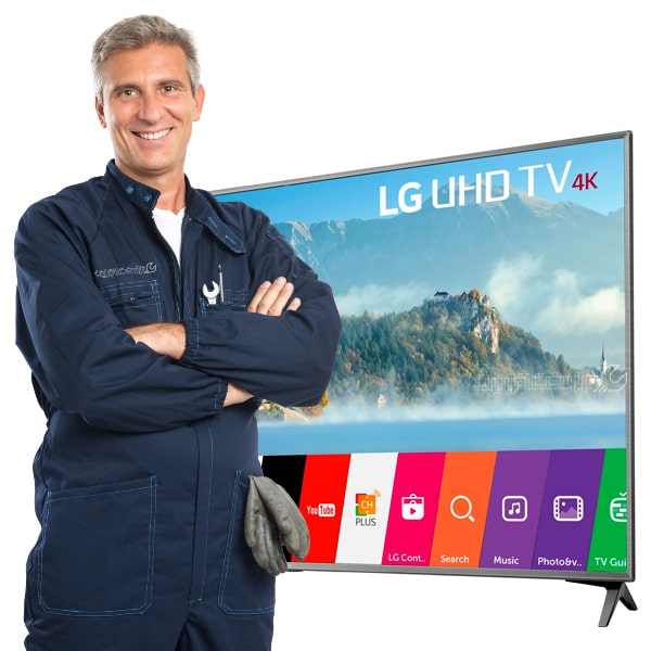 تعمیر تلویزیون ال جی در کرج