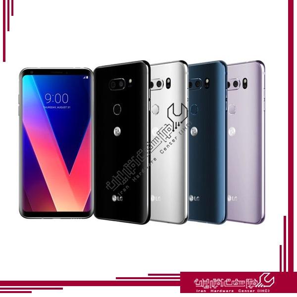 موبایل های 2018 ال جی