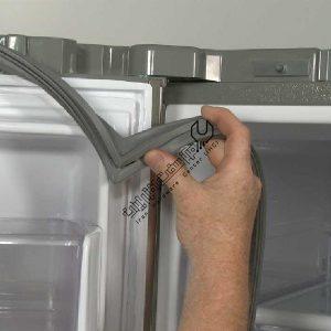 لاستیک درب یخچال ال جی