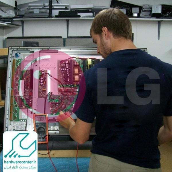 تعمیر تخصصی تلویزیون LG