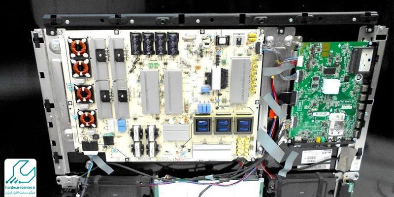 تعمیر تلویزیون ال سی دی ال جی