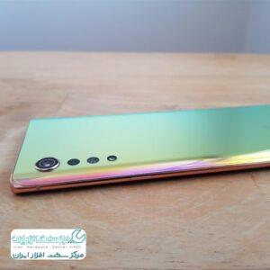 مدل سوم گوشی ال جی ولوت