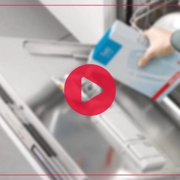 فیلم آموزش ریختن نمک در ماشین ظرفشویی ال جی