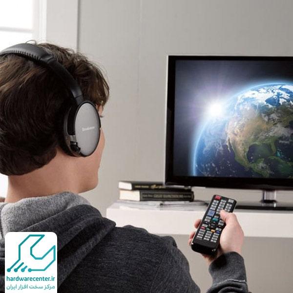 اتصال بلوتوث هدست به تلویزیون ال جی
