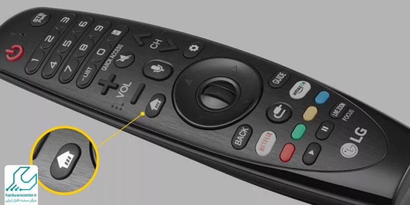 ریست کردن تلویزیون ال جی با سیستم عامل WebOS