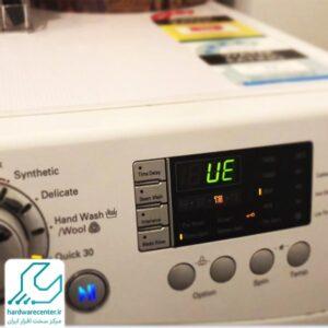 ارورهای لباسشویی ال جی