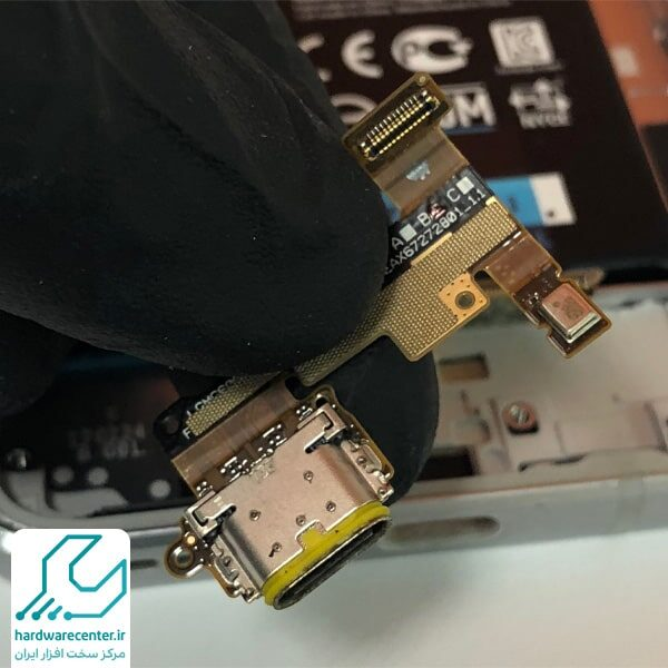 تعمیر سوکت شارژ موبایل ال جی