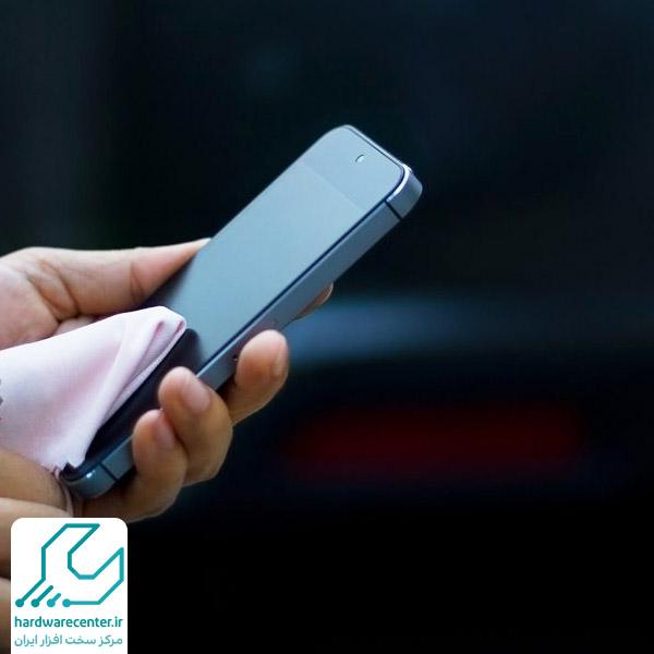مراقبت از گوشی های هوشمند