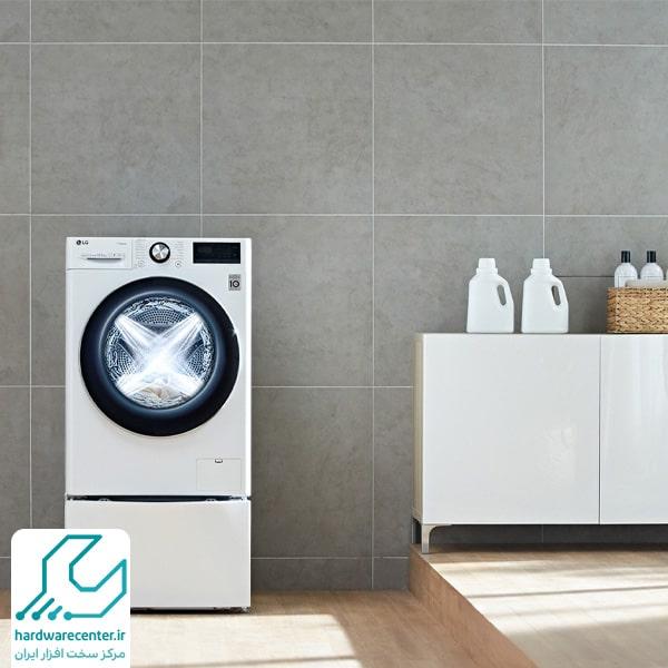 سرد بودن آب ماشین لباسشویی