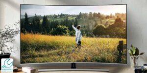 تلویزیون های خمیده