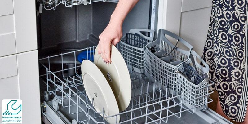 اشتباهات رایج در استفاده از ماشین ظرفشویی