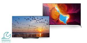 تفاوت تلویزیون OLED با LED