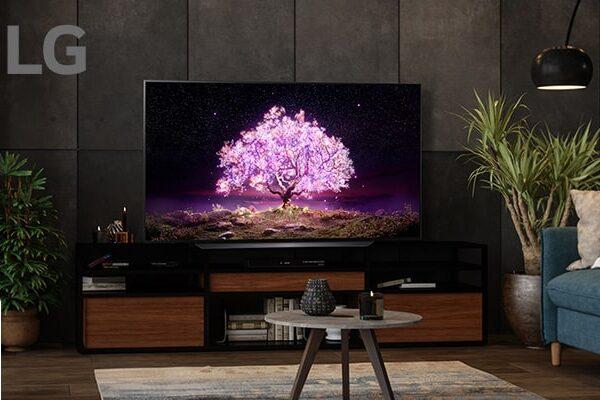تلویزیون اولد ال جی C1 2021