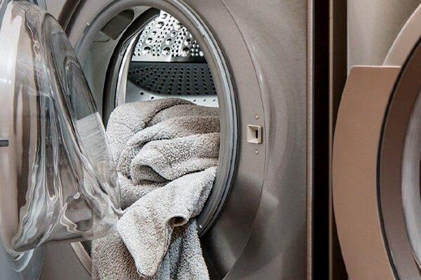 آب رفتن لباس در لباسشویی
