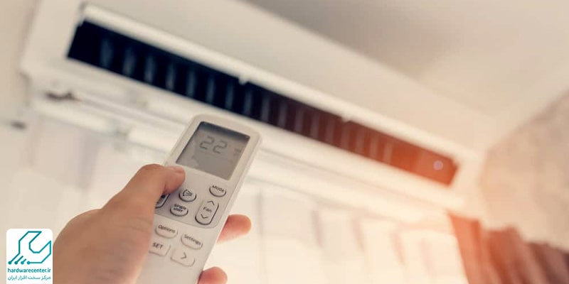 گرمایش کولرهای گازی ال جی